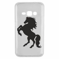 Чохол для Samsung J1 2016 Кінь