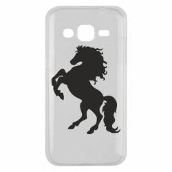 Чохол для Samsung J2 2015 Кінь