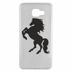 Чохол для Samsung A7 2016 Кінь
