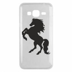 Чохол для Samsung J3 2016 Кінь