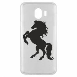 Чохол для Samsung J4 Кінь