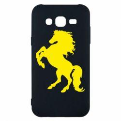 Чохол для Samsung J5 2015 Кінь