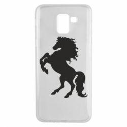 Чохол для Samsung J6 Кінь