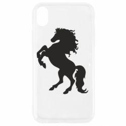 Чохол для iPhone XR Кінь