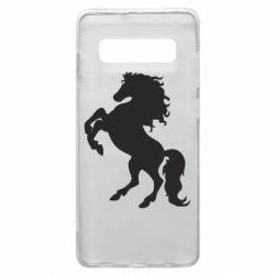 Чохол для Samsung S10+ Кінь