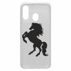 Чохол для Samsung A40 Кінь