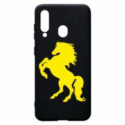 Чохол для Samsung A60 Кінь