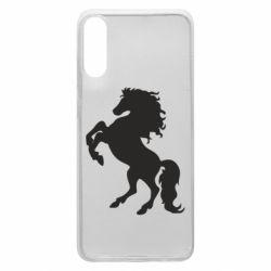 Чохол для Samsung A70 Кінь