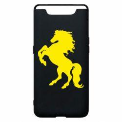 Чохол для Samsung A80 Кінь
