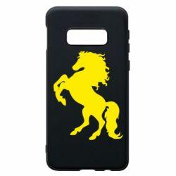 Чохол для Samsung S10e Кінь