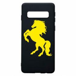 Чохол для Samsung S10 Кінь