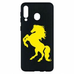 Чохол для Samsung M30 Кінь