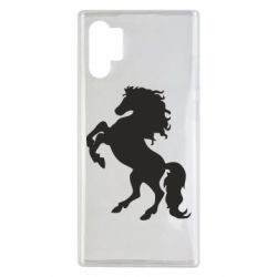 Чохол для Samsung Note 10 Plus Кінь