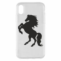 Чохол для iPhone X/Xs Кінь