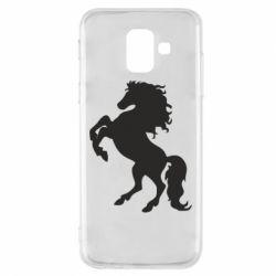 Чохол для Samsung A6 2018 Кінь