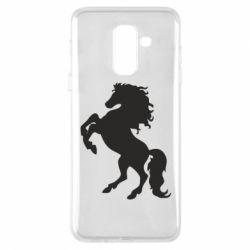 Чохол для Samsung A6+ 2018 Кінь