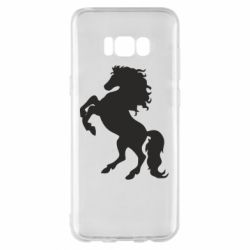 Чохол для Samsung S8+ Кінь