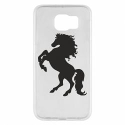 Чохол для Samsung S6 Кінь
