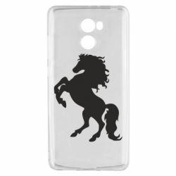 Чехол для Xiaomi Redmi 4 Конь