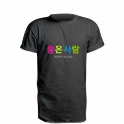 Подовжена футболка Конч за 500