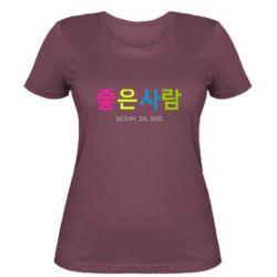 Жіноча футболка Конч за 500