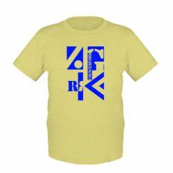Детская футболка Контрформа