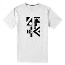Мужская стрейчевая футболка Контрформа