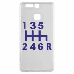 Чехол для Huawei P9 Коробка передач - FatLine