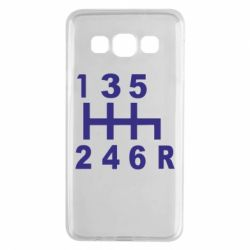 Чехол для Samsung A3 2015 Коробка передач - FatLine