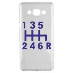 Чехол для Samsung A5 2015 Коробка передач
