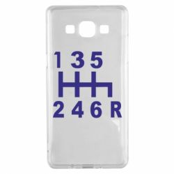 Чехол для Samsung A5 2015 Коробка передач - FatLine
