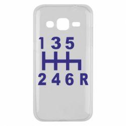 Чехол для Samsung J2 2015 Коробка передач