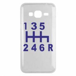 Чехол для Samsung J3 2016 Коробка передач