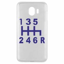 Чехол для Samsung J4 Коробка передач - FatLine