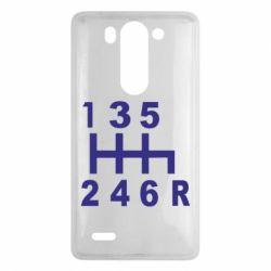 Чехол для LG G3 mini/G3s Коробка передач - FatLine