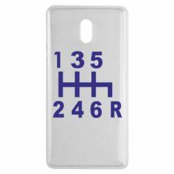 Чехол для Nokia 3 Коробка передач - FatLine