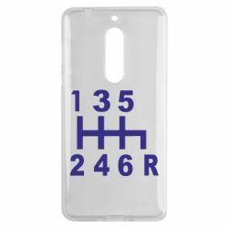 Чехол для Nokia 5 Коробка передач - FatLine