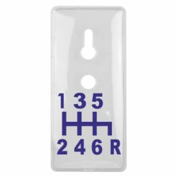 Чехол для Sony Xperia XZ3 Коробка передач - FatLine