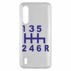 Чехол для Xiaomi Mi9 Lite Коробка передач