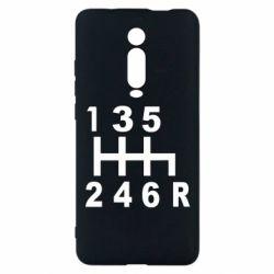 Чехол для Xiaomi Mi9T Коробка передач