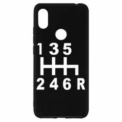 Чехол для Xiaomi Redmi S2 Коробка передач
