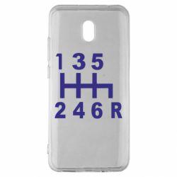 Чехол для Xiaomi Redmi 8A Коробка передач