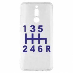 Чехол для Xiaomi Redmi 8 Коробка передач
