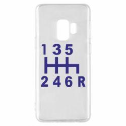 Чехол для Samsung S9 Коробка передач - FatLine