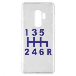Чехол для Samsung S9+ Коробка передач