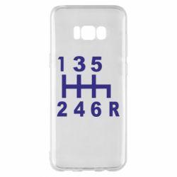 Чехол для Samsung S8+ Коробка передач - FatLine