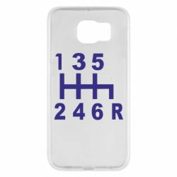 Чехол для Samsung S6 Коробка передач