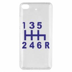 Чехол для Xiaomi Mi 5s Коробка передач