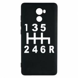 Чехол для Xiaomi Redmi 4 Коробка передач
