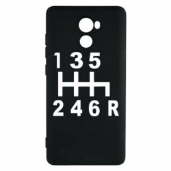 Чехол для Xiaomi Redmi 4 Коробка передач - FatLine